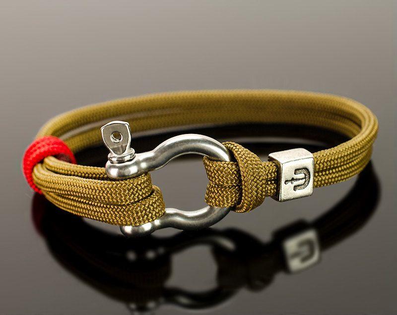 Paracord Bracelet Rope Parachute 550 от Gatura