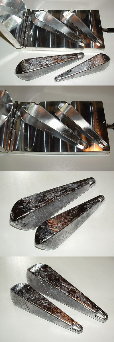 Tackle Craft 165931: Saltwater Deep Drop Arow Sinker Mold 46,78Oz
