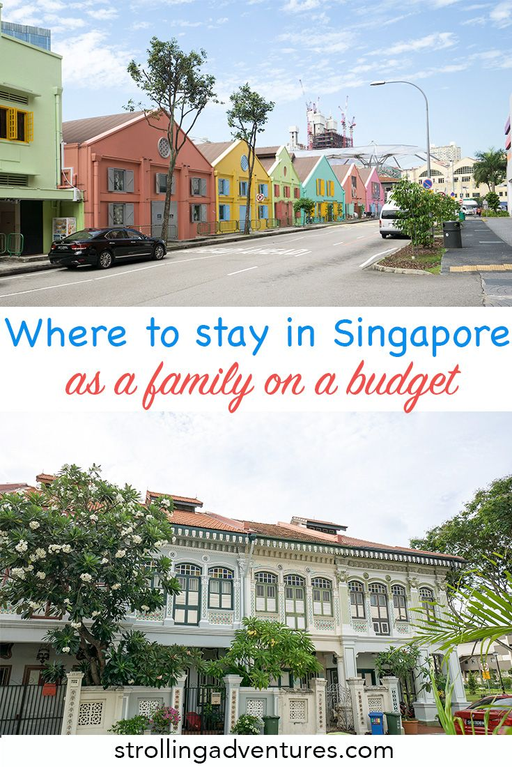 Finding budget friendly accommodation suitable for a family of four in Singapore. Where we stayed and what we did in Singapore with kids. #SingaporeTravel #SingaporeAccommodation #SingaporeWithKids
