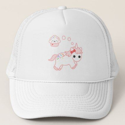 Cupcake Dream Unicorn Trucker Hat - girly gift gifts ideas cyo diy special  unique 655db9a2c5cb