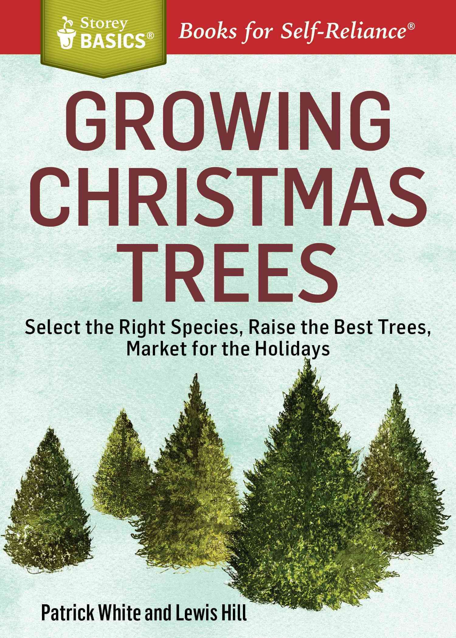 Growing Christmas trees is a great way to generate off