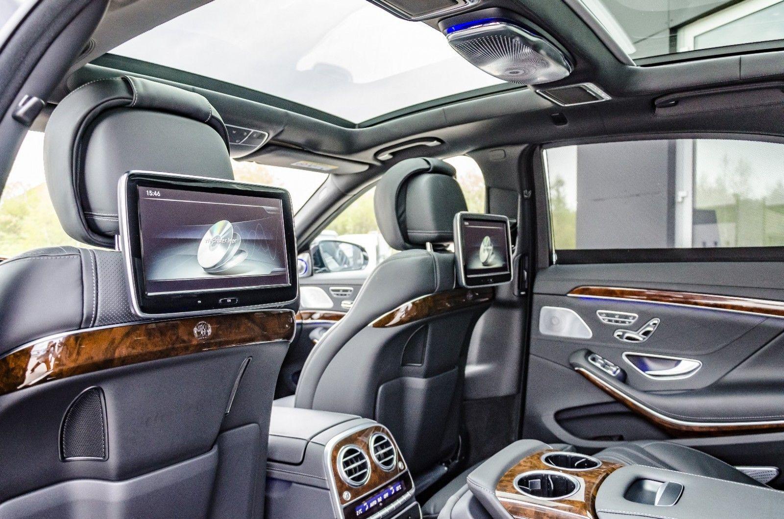 Mercedes Benz S 65 Amg L 5 Seats Burm 3d Night Vision 360 Export Price 140 420 Stosk L549 Fuel Consumption Dubai Cars Benz S Mercedes Benz