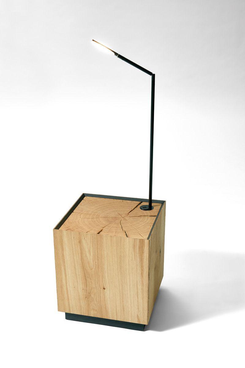 Dryad Beistelltisch Mit Leuchte Mobel Mit Www Moebelmit De Beistelltisch Eiche Massiv Tisch