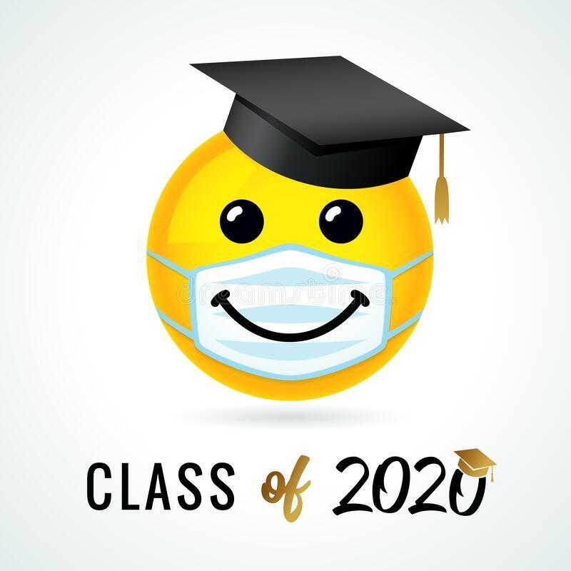 Class Of 2020 Smile In Academic Cap In 2020 Class Of 2020 Emoji Emoticon