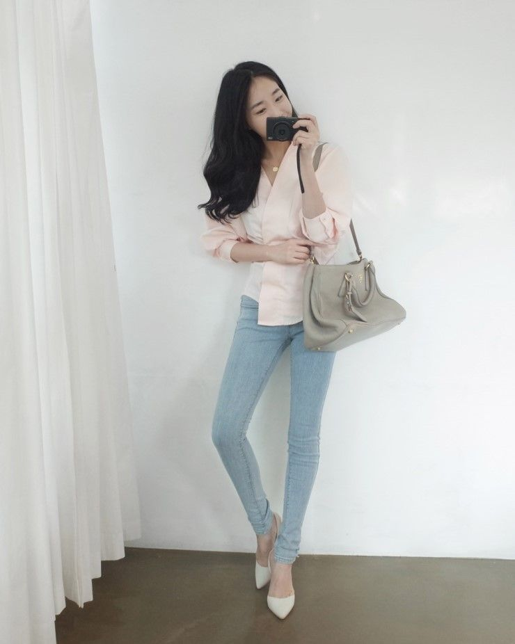 [reflower] 로즈랩블라우스 / romantic wrapping blouse : 리플라워