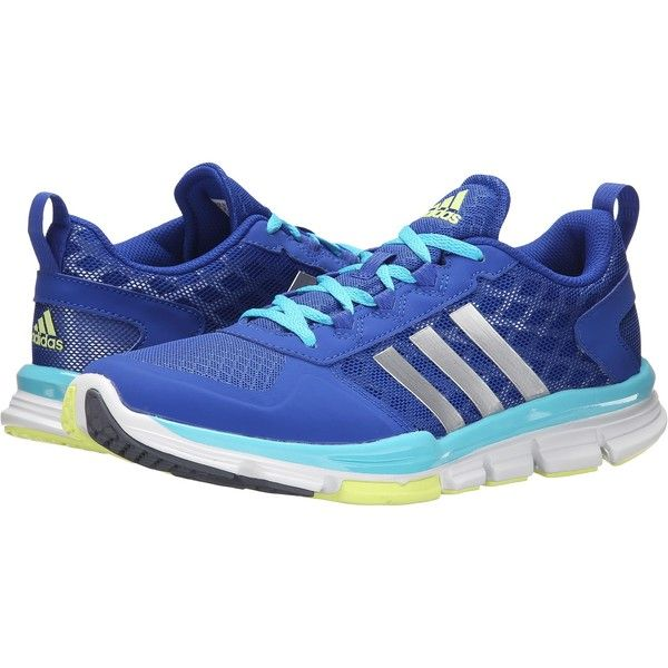 Womens Shoes adidas Speed Trainer 2 Bold Blue/Silver Metallic/Bright Cyan