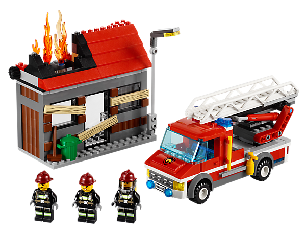 wonderland models are an online toy and model shop who specialise in lego city sets construction learning and building toys - Lego City Pompier