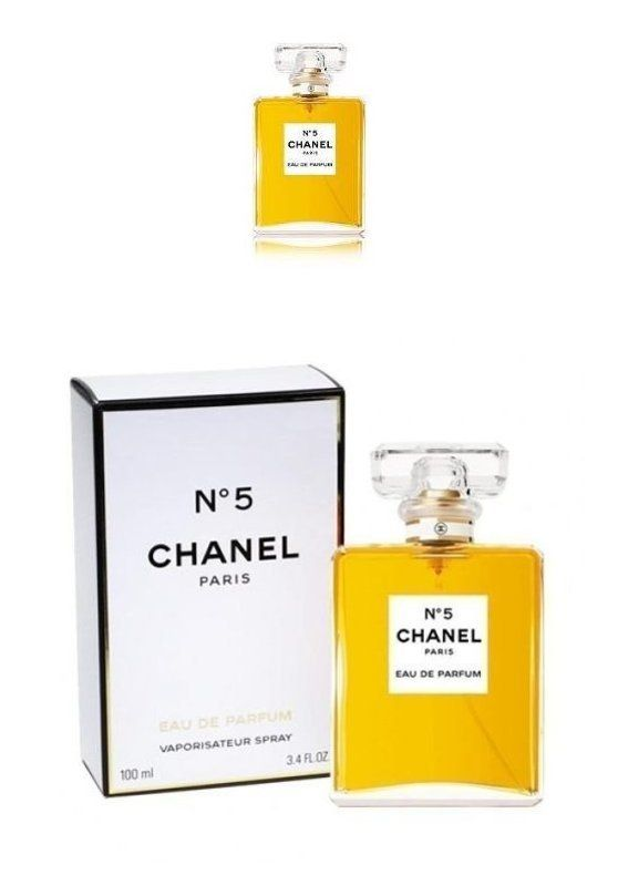 24ff057ea917 Chanel No 5 Eau de Parfúm for Women 3.4oz new in box sealed #beauty #chanel