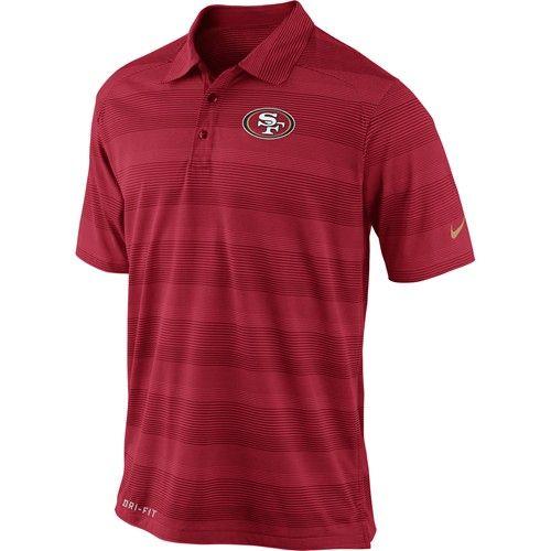 b7c6c53a1c483 San Francisco  49ers Nike FB Preseason Polo. Click to order! -  69.99