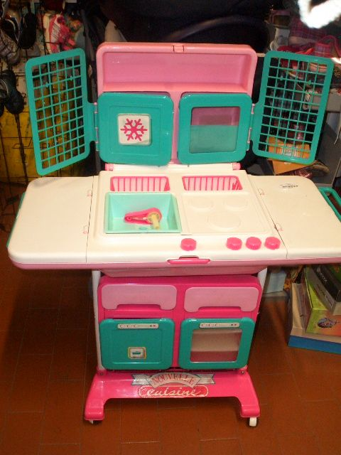 cucina per bambine anni 90 | Giochi per bambini, Cucina per ...