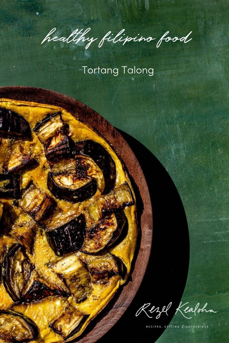 Tortang Talong (Eggplant Omelet) 30 Minute Weeknight