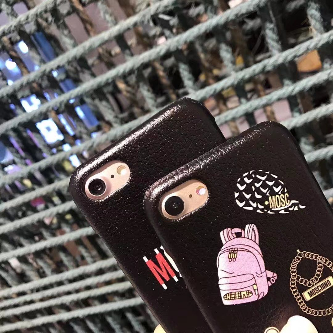 テディベア熊クマキャラクターかわいいdiyクリーム立体iphone8/7s