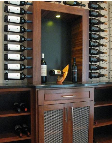 La cava en casa decoraci pinterest cava en casa y bar for Muebles de cocina vibbo