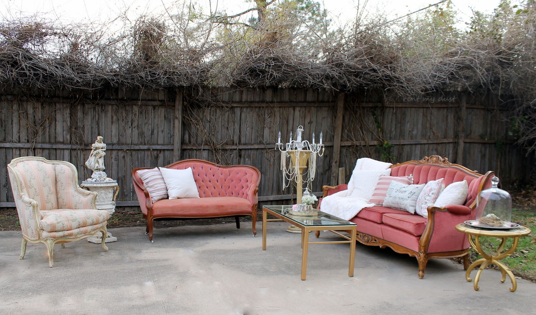 Rent My Dust Vintage Lounge Area S For Your Wedding