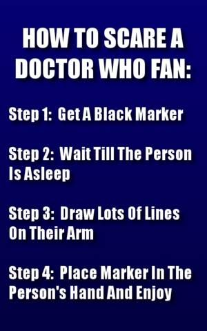 I told some friends that like Doctor Who about this and they flipped out... I can't wait until I have watched enough Doctor Who to understand this >:)