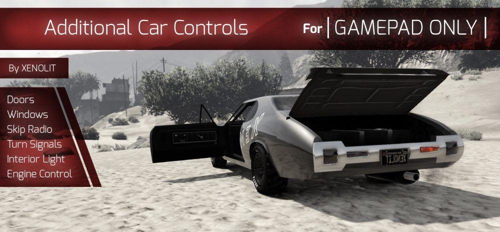 Gta 5 Araba Kontrol Modu Kaput Bagaj Acma Gta Indir Araba Bagaj Grand Theft Auto
