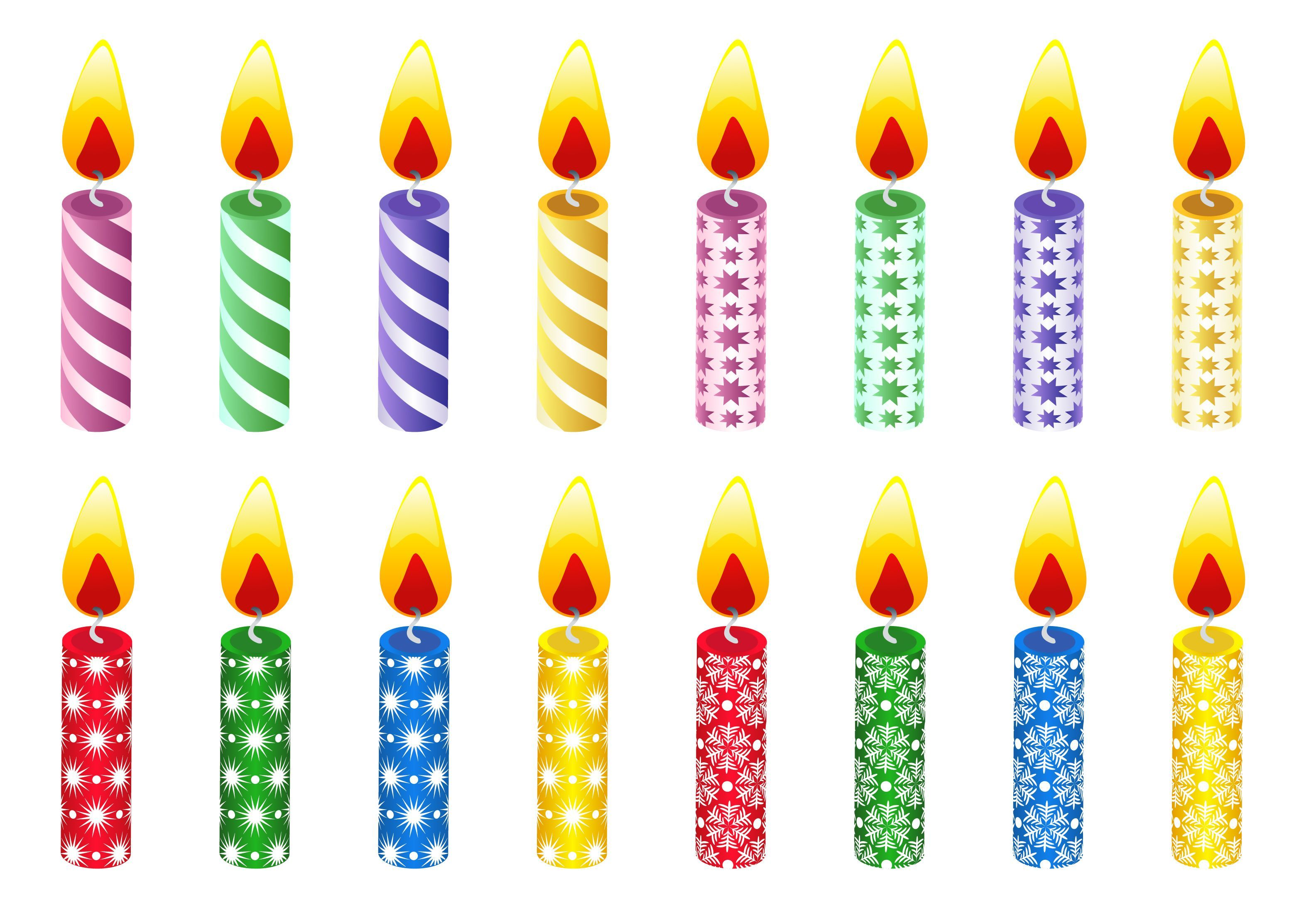 Wonderful Screen Birthday Candles Clipart Suggestions When You Visualize A Birthday Par In 2021 Birthday Candle Clipart Happy Birthday Cards Printable Birthday Candles