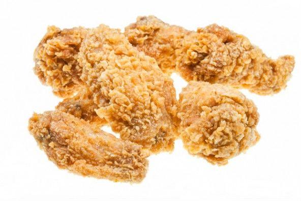 Student Finds 'Wrinkled Brain' Inside Piece of KFC Chicken   Ecorazzi