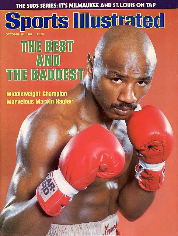 Marvelous Marvin Hagler Marvelous Marvin Hagler Sports Illustrated Sports