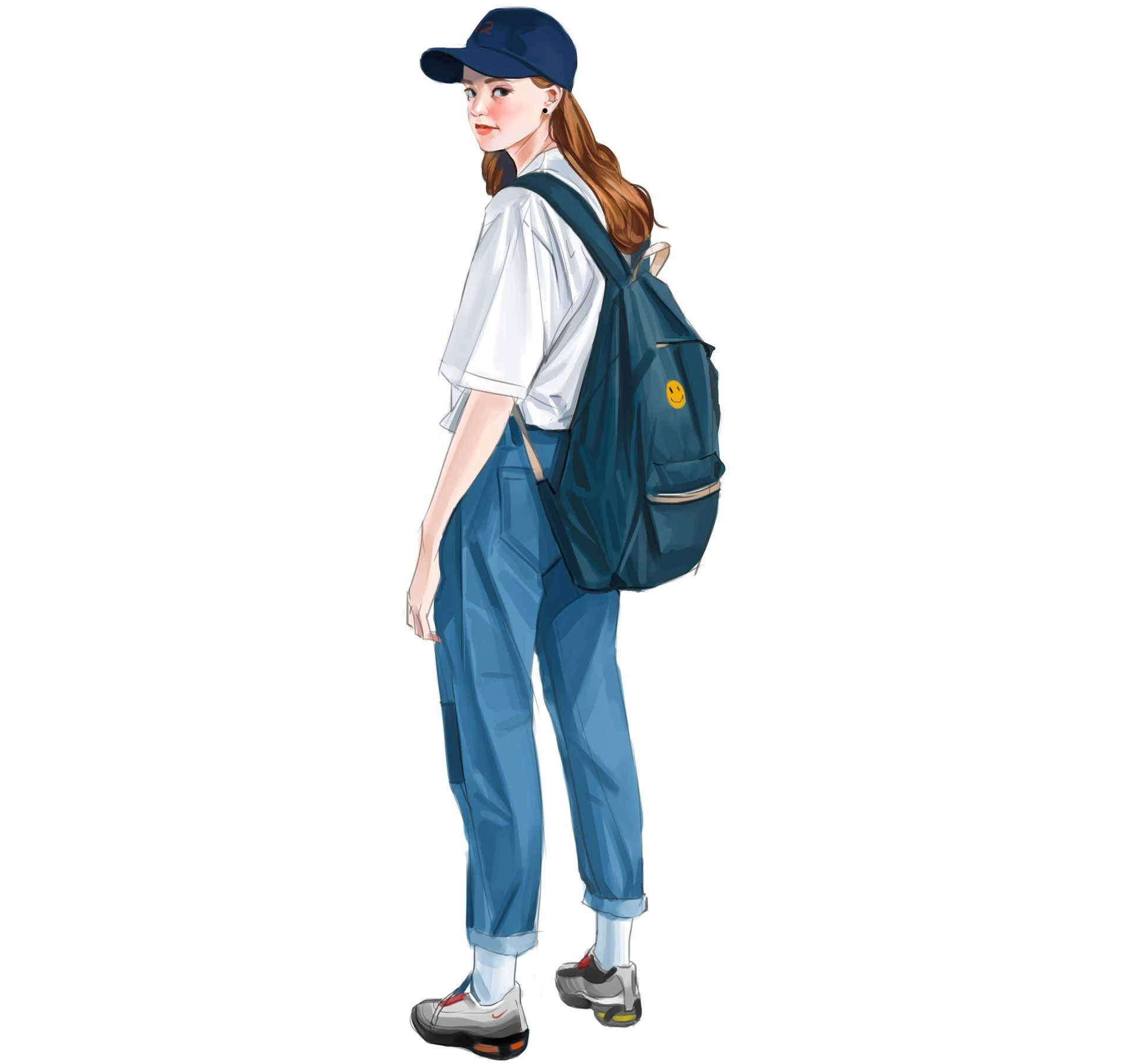 Fashion illust, jong hyun jeon