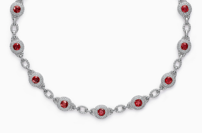 Tiffany u Co Jean Schlumberger High Jewelry Necklace