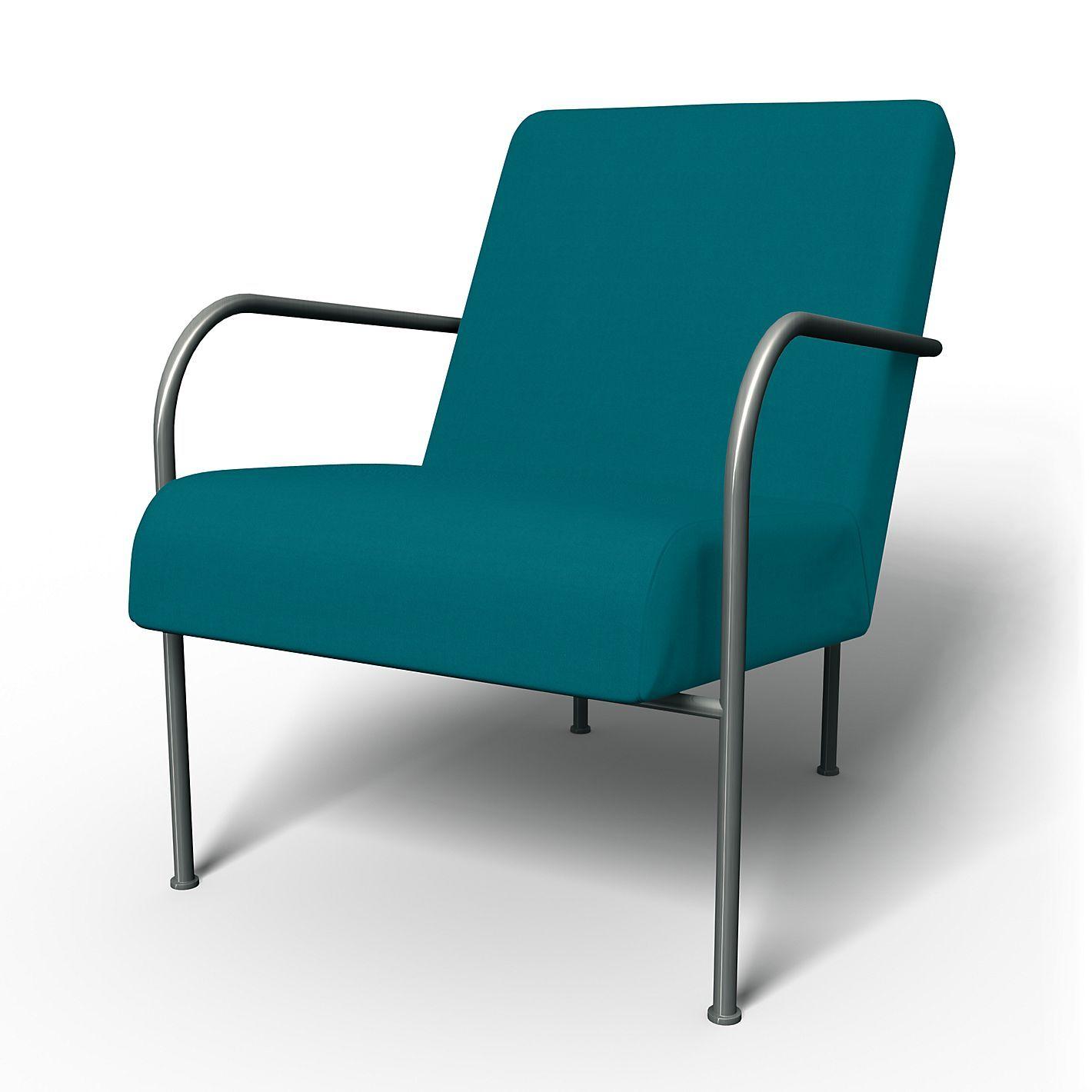 Ikea Woonkamer Zitbanken En Fauteuils Textiel.Ikea Ps Housse De Fauteuil For My Home