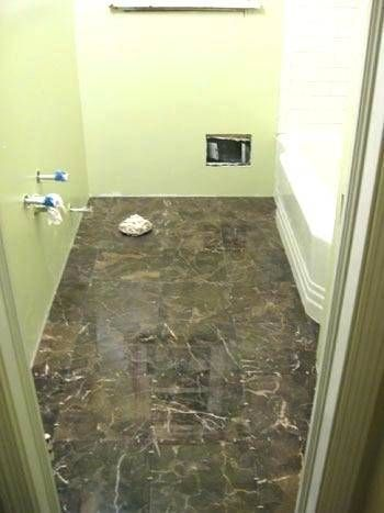 bathroom tile baseboard ideas | how to install baseboards