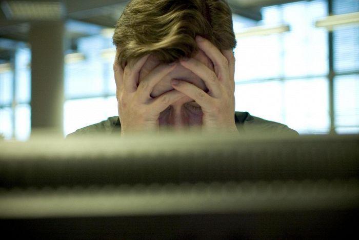 """""""Pieni paine parantaa suoritusta, mutta älä anna sen jäädä päälle, sillä stressi voi sairastuttaa ja tarttua toisiin."""""""