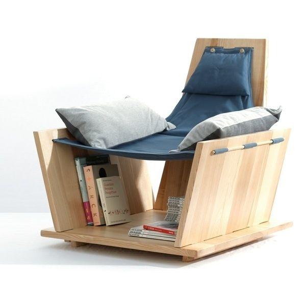 This Comfortable Reading Chair Bookshelf Chair Furniture