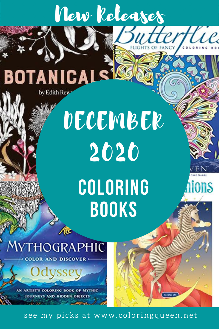 Coloring Books New Releases December 2020 Coloring Queen Coloring Books Forest Coloring Book Books New Releases