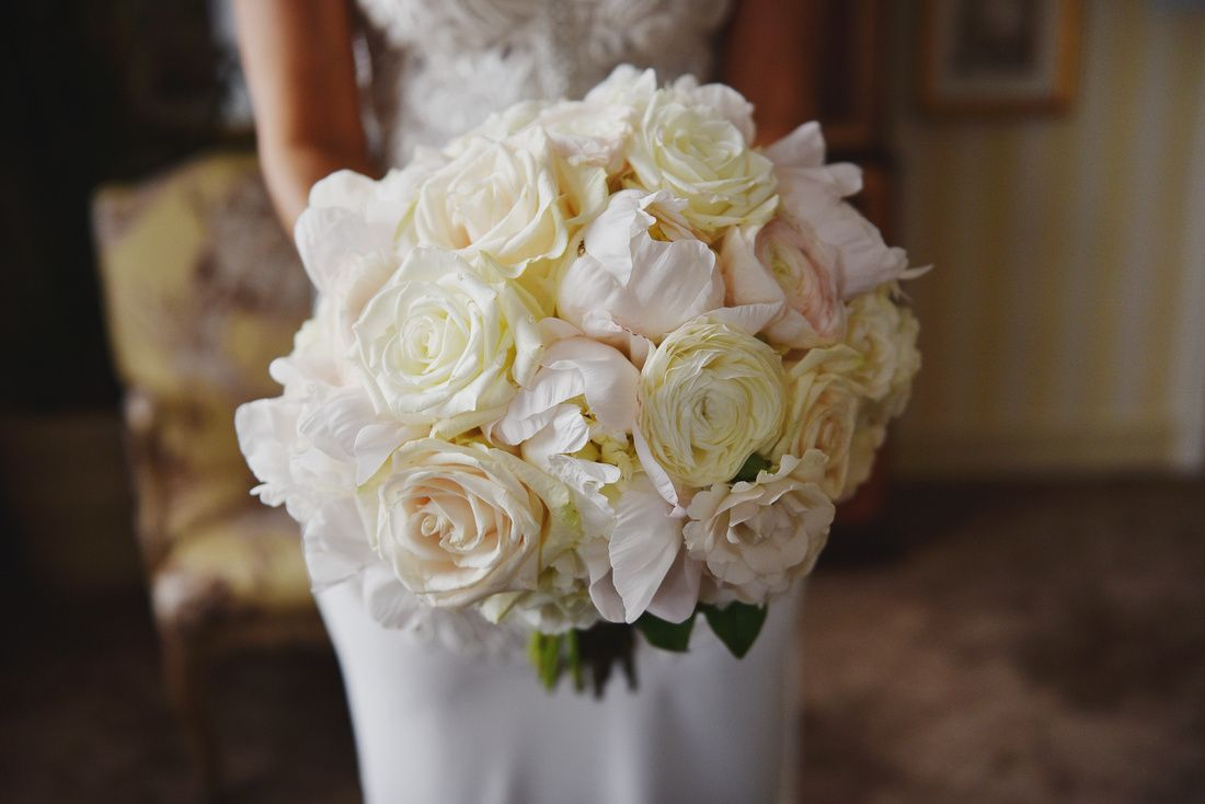 White Peonies Roses Ranunculus Fluffy Bridal Bouquets By Nola Flora New Orleans Wedding Florist Www
