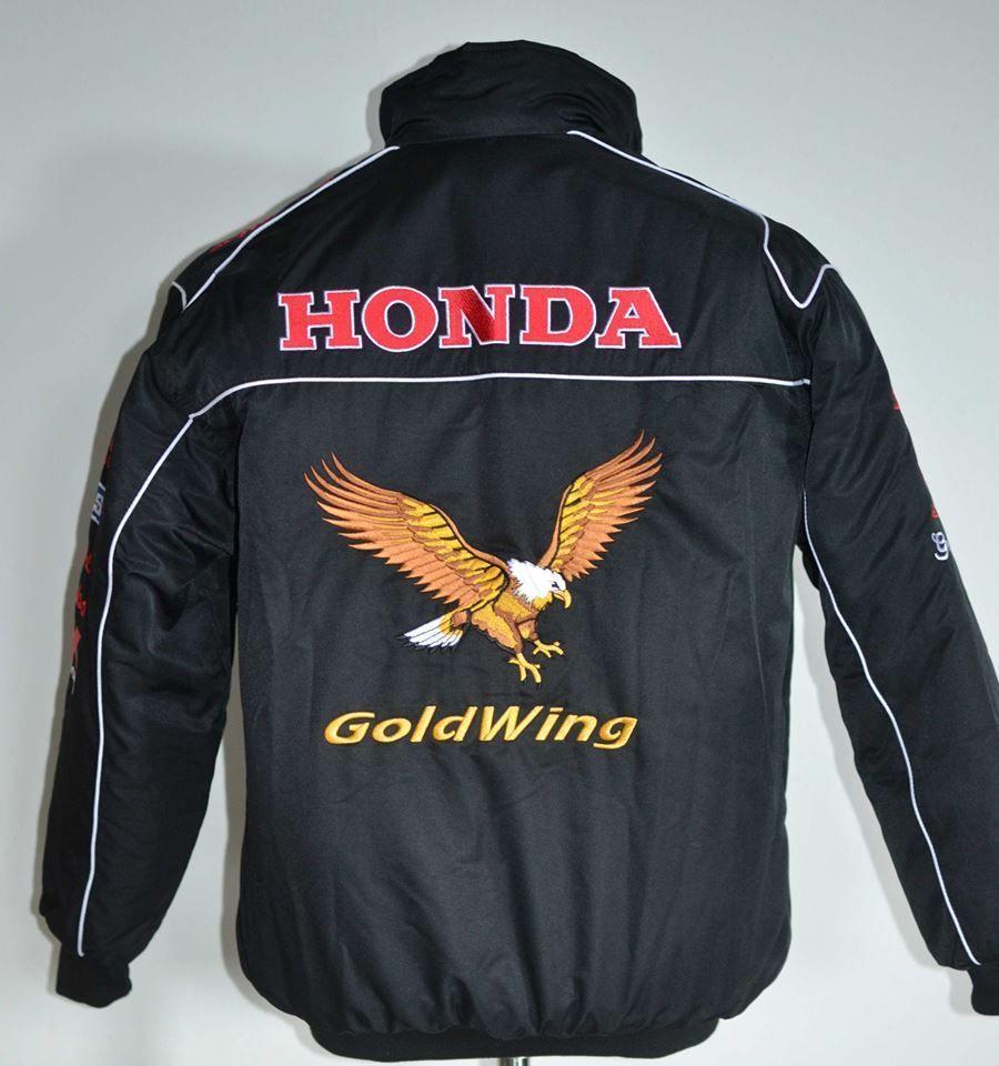 Honda Goldwing Adler Jacke Honda Goldwing Eagle Jacket