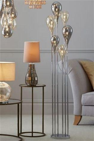 blake floor lamp from next next lighting solutions for. Black Bedroom Furniture Sets. Home Design Ideas