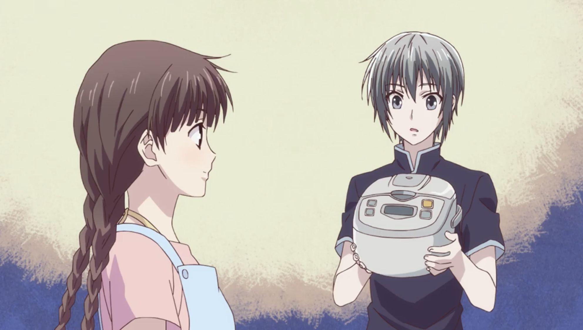 Pin by Akane on Fruit Basket Fruits basket, Anime, Yuki