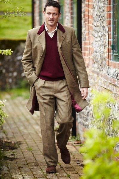 aberdeen tweed jacket - Cerca con Google | Harris and other Tweeds ...