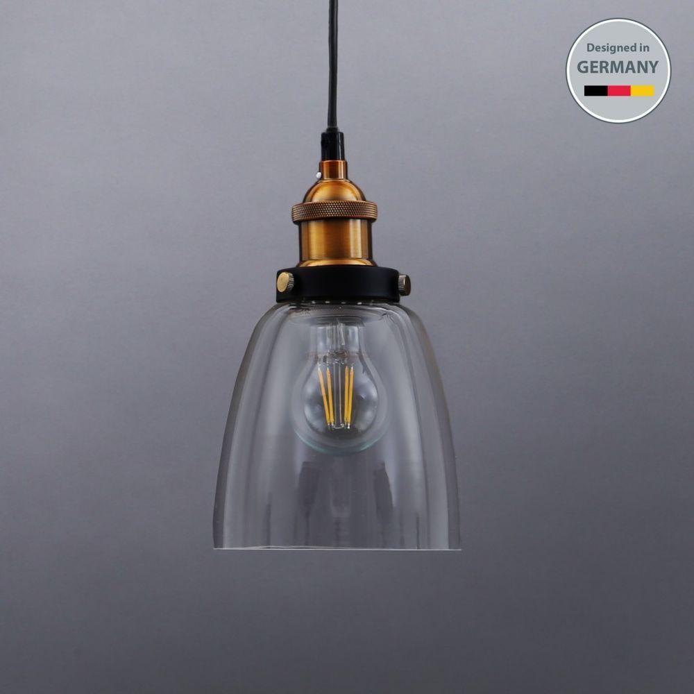 Retro Deckenlampe VintageLeuchte Pendelleuchte Hngelampe