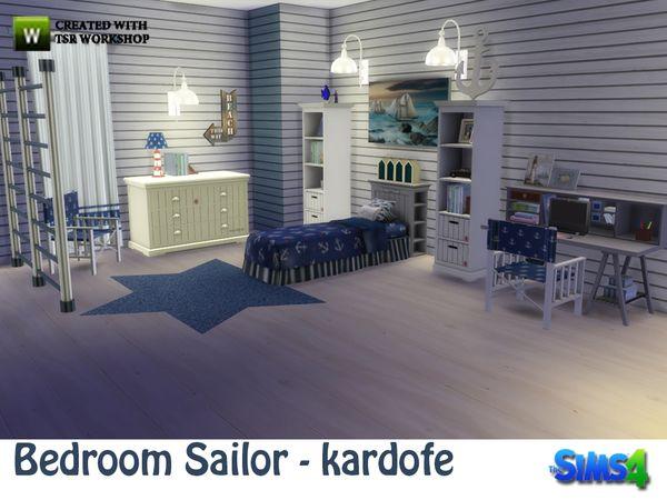 kardofe_Bedroom Sailor