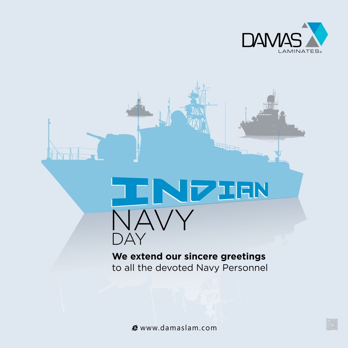We Extend Our Sincere Greetings To All The Devoted Navy Personnel Navy Day Of India Damas Laminates Laminate Interi Navy Day Indian Navy Day Indian Navy