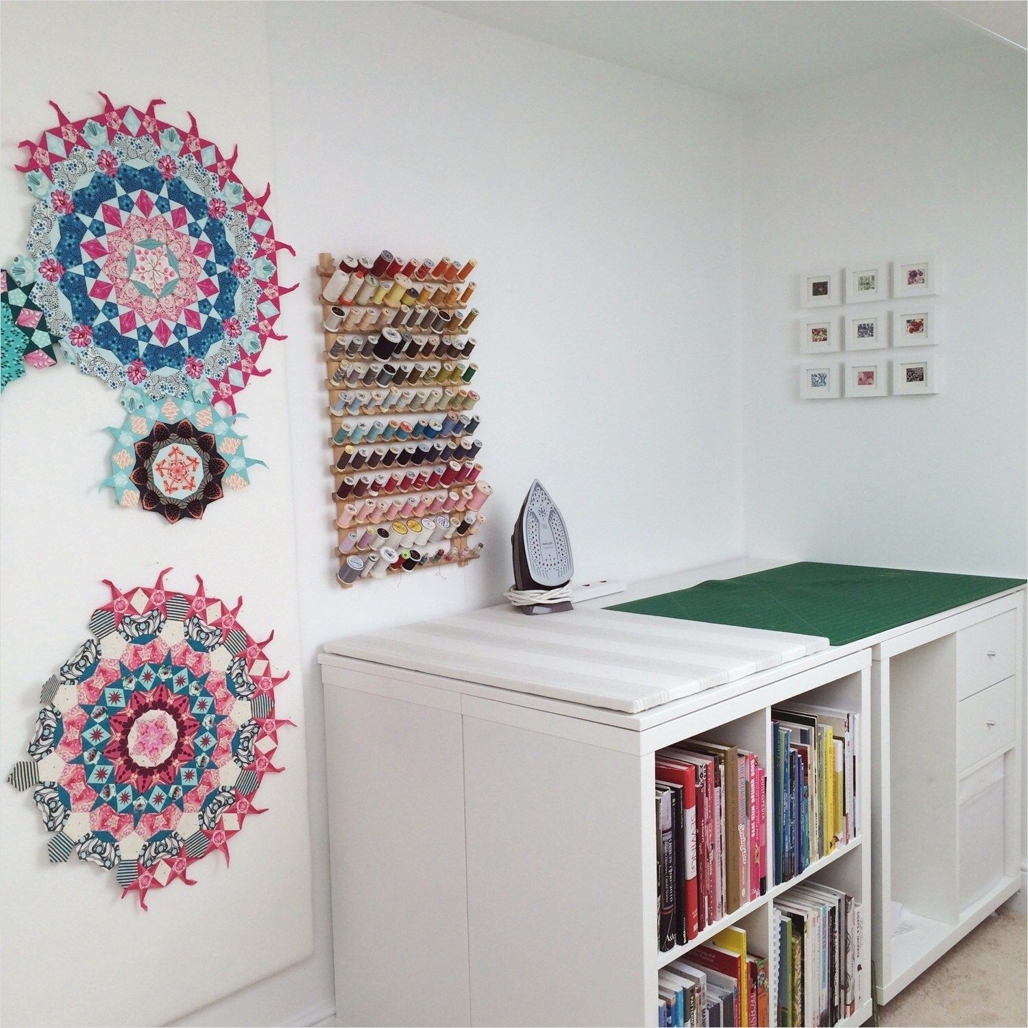 Best 42 Cheap IKEA Sewing Room Ideas  Home Decorating and