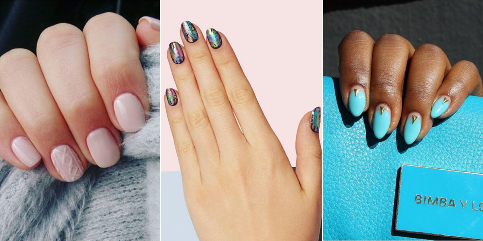 18 Gorgeous Nail Trends to Try in 2016 | Nail trends, Gorgeous nails ...