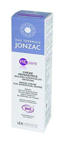 Jonzac Repare Reparaturcreme f�r Oberfl�chliche Verbrennungen, 1er Pack (1 x 100 ml)