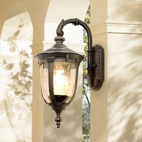 Bellagio 16 1 2 High Energy Efficient Downbridge Wall Light