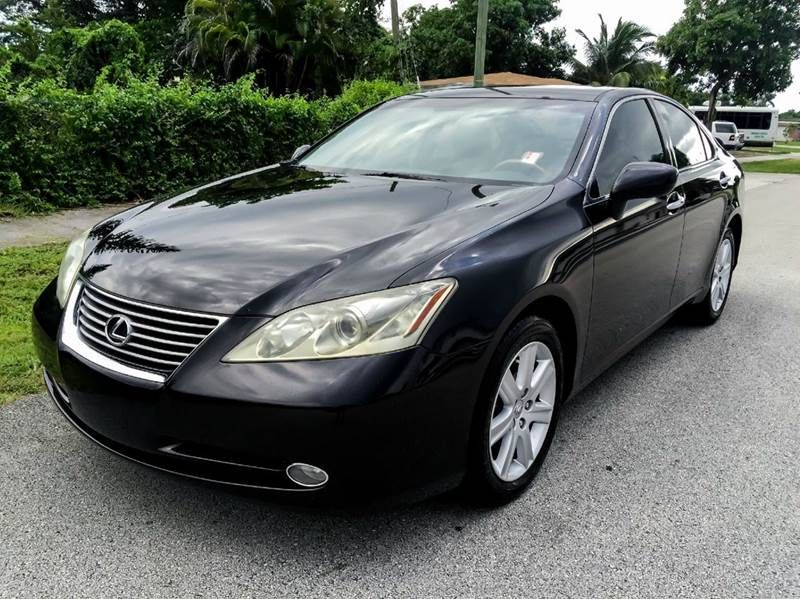 This 2008 Lexus ES 350 is listed on for