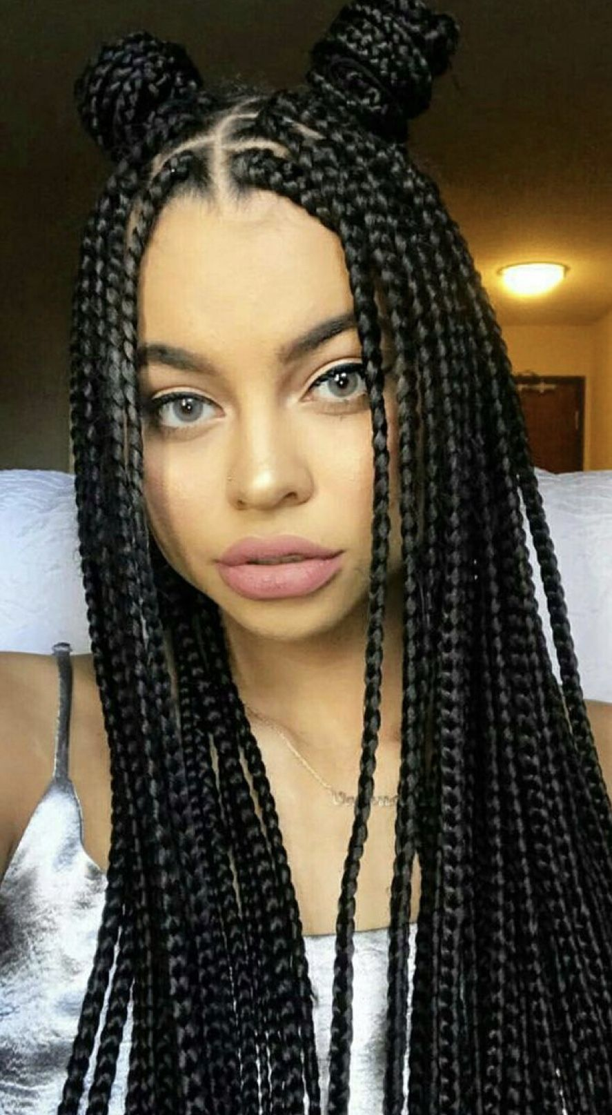 Pin By Juliette On Hair Hair Styles Box Braids Styling Box Braids Hairstyles