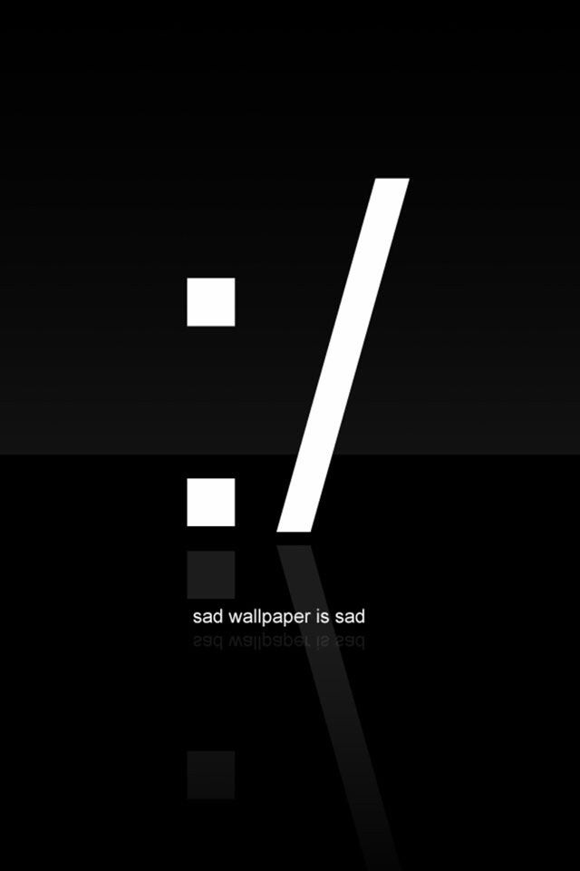 Wallpaper Iphone Sad Best 50 Free Background