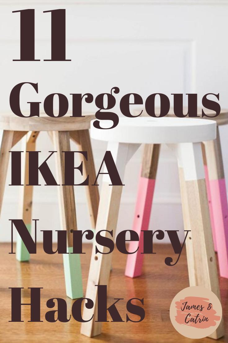 11 Stunning Ikea Nursery Room Hacks Ikea Nursery Ikea