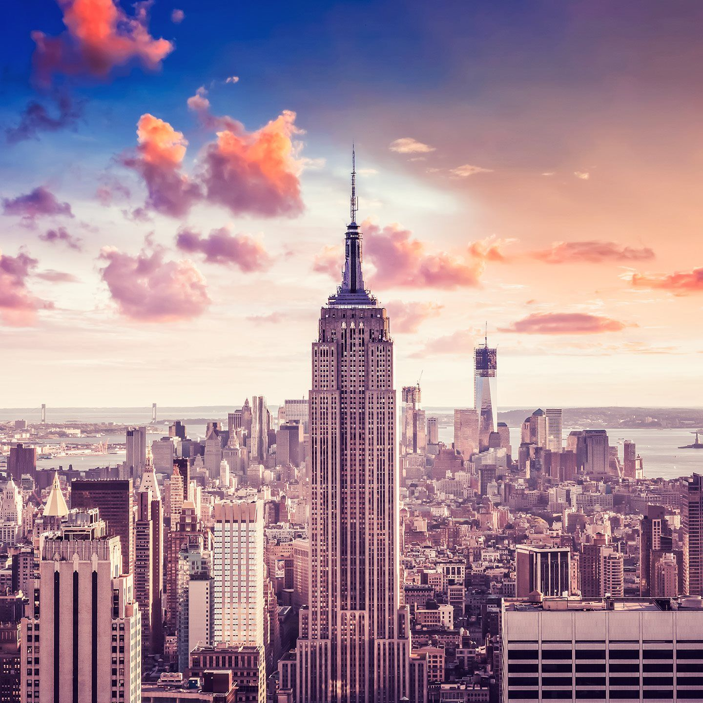 Empire State Building Wallpaper Hd Wallpapers Empire State Building Empire State Wonders Of The World