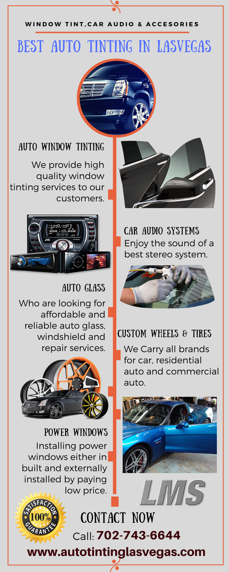 Best Auto Tinting In Las Vegas Are You Looking For Auto Tinting Services Our Experts Are Here To Help Yo Custom Wheels And Tires Car Audio Systems Car Audio