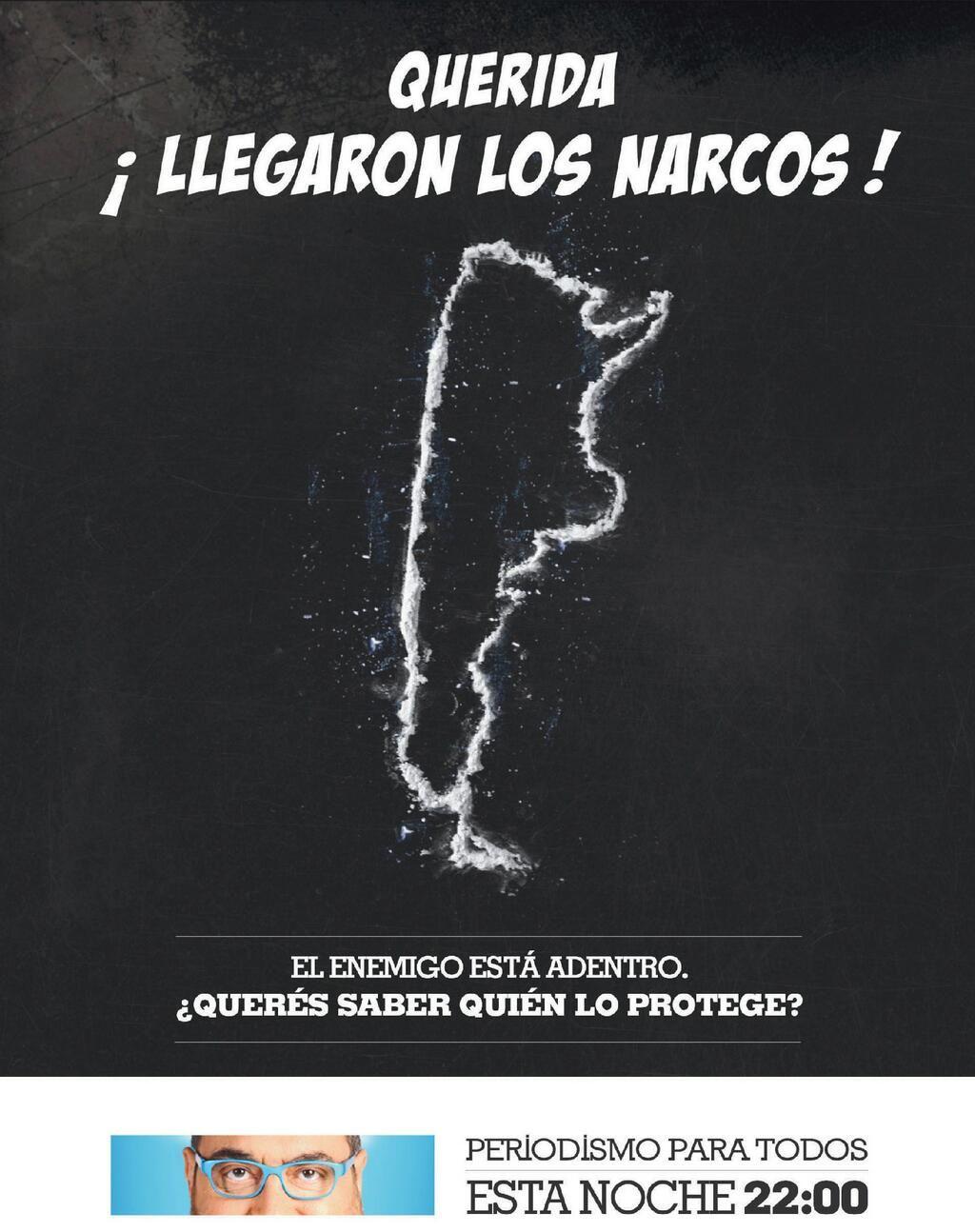 LOS TENEMOS AQUI DESDE HACE MUCHO TIEMPO Y NO LO QUEREMOS ACEPTAR.