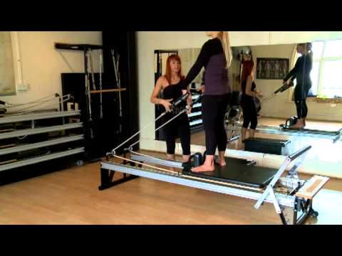 Pilates Anytime Competition 2012 - Advanced Reformer by Emma Newham